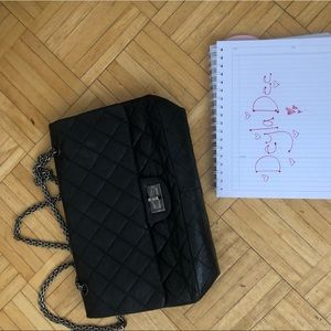 Black Chanel Purse